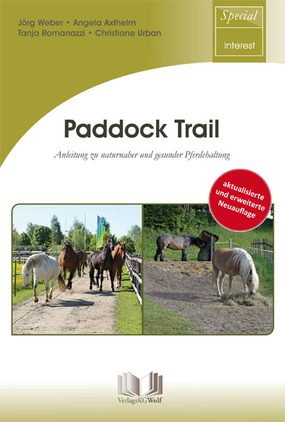 Cover Buch Paddock-Trail